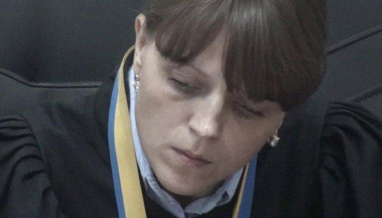 Судья Левицкая помогла российским оккупантам - фото 1