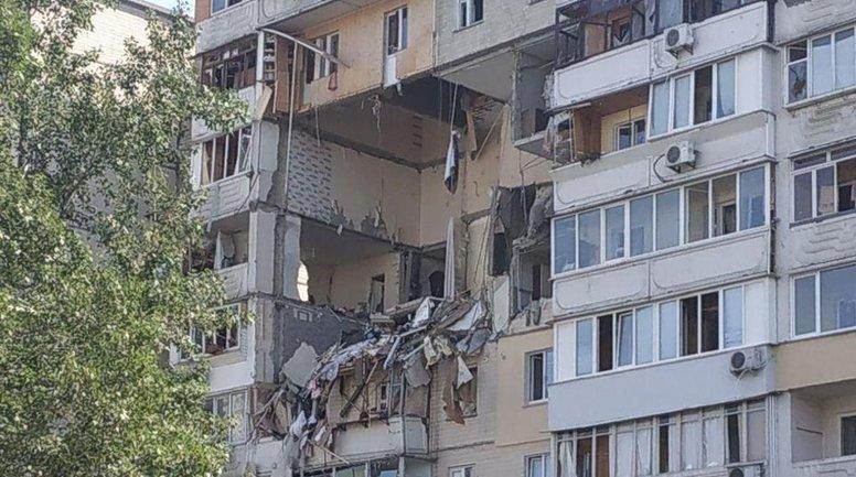 Точные причины взрыва на Позняках пока неизвестны - фото 1