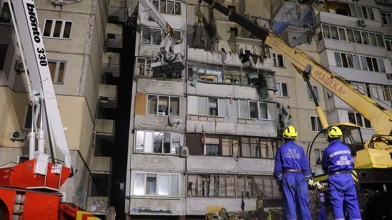 Количество жертв взрыва увеличилось до пяти - фото 1