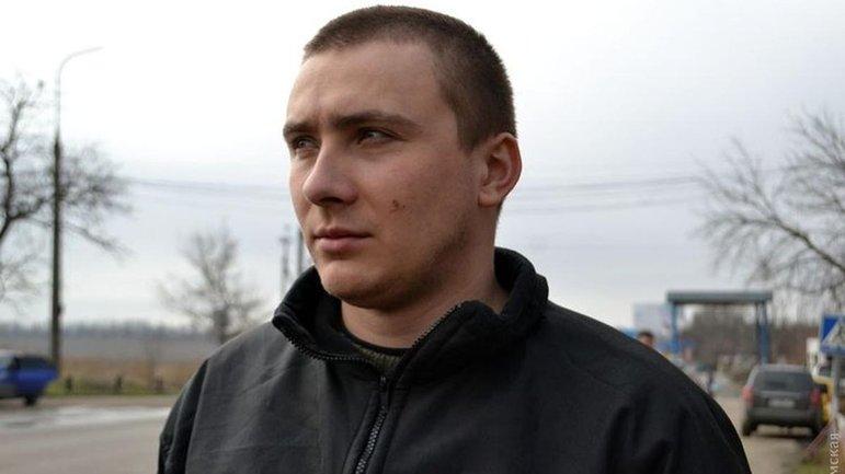 К Стерненко уже второй раз приходят посланники Авакова - фото 1
