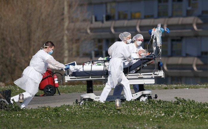 В Украине 150 тысяч зараженных СOVID-19 - KSE - фото 1