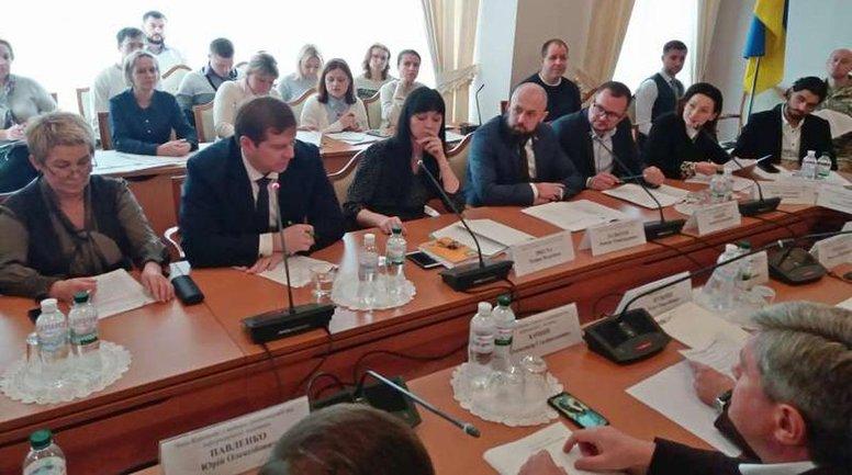 "Нардепы отправят документ ""О медиа"" на голосование - фото 1"