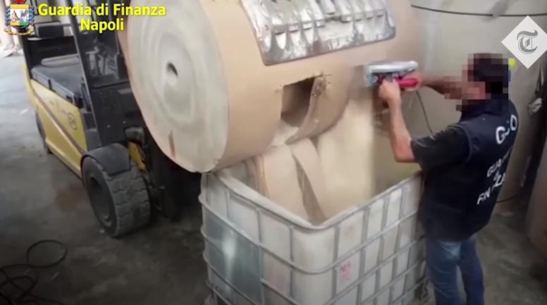 В Италии накрыли 14 тонн амфетамина, которые русские перевозили из Сирии (ВИДЕО) - фото 1