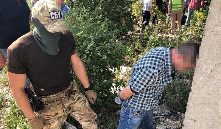"""Террорист """"ЛНР"""" хотел спровоцировать экологическую катастрофу - фото 1"""