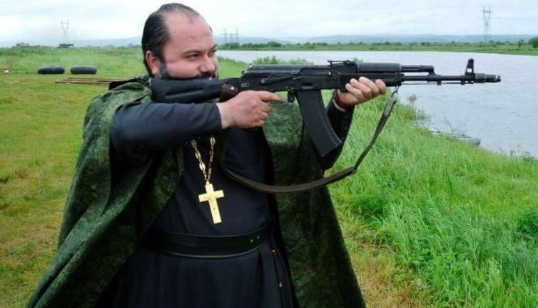 На Львовщине священник торговал оружием: Его схватила НПУ - ФОТО - фото 1
