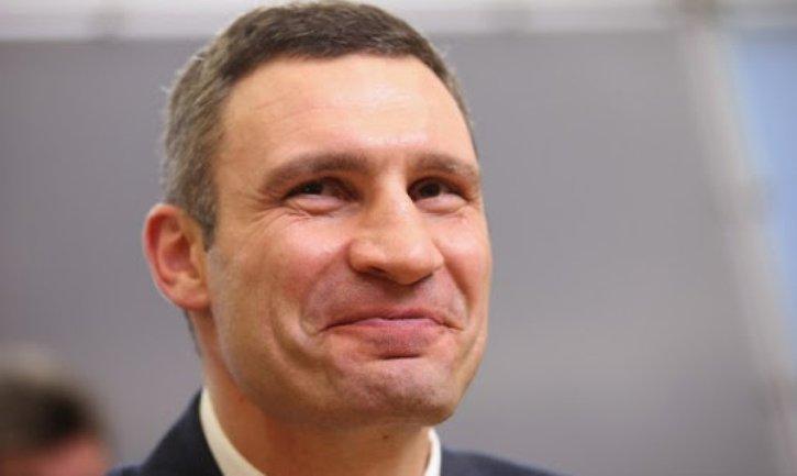 Почти половина киевлян проголосует за Кличко – соцопрос - фото 1