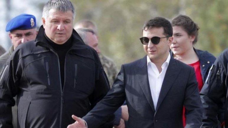 Зеленский объяснил Авакову, кто из них главный – советник Ермака  - фото 1