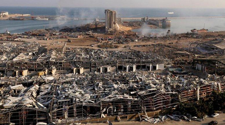 Украина собирается помочь Ливану преодолеть последствия взрыва - фото 1