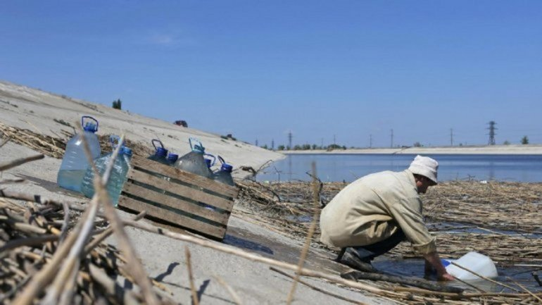 Украина возобновит водоснабжение Крыма: Шмыгаль назвал условие - фото 1