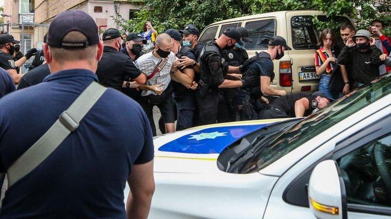 Кольченко признали мелким хулиганом - фото 1