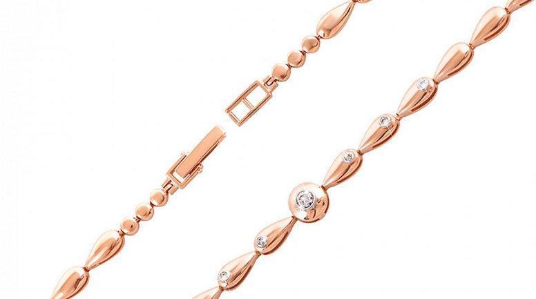 Золотые браслеты с бриллиантами — больше, чем просто подарок - фото 1