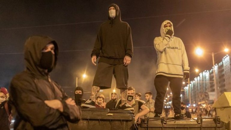 Протесты в Беларуси, день третий: Хроника событий - фото 1