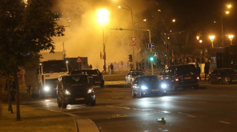Власти Беларуси заявили о задержании координатора протестов - фото 1