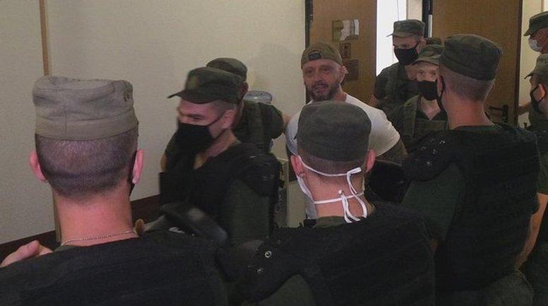 Андрея Антоненко будут удерживать в СИЗО - фото 1