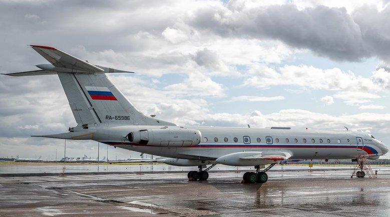 Странный полет самолета ВВС РФ зафиксировал Flightradar - фото 1