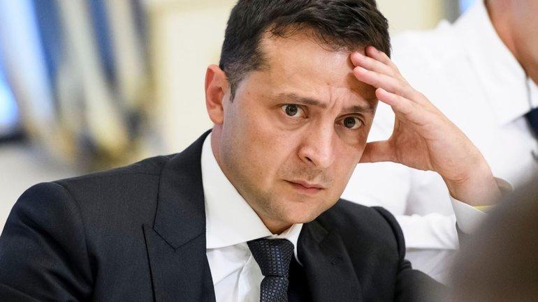 """У Зеленского отреагировали на поджог машины """"Схем"""" - фото 1"""