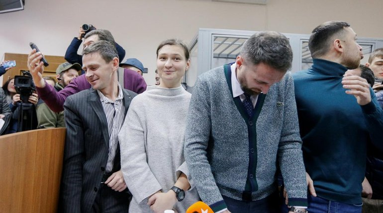 Яну Дугарь и Юлию Кузьменко вызвали на получение обвинительных актов в одно и то же время - фото 1