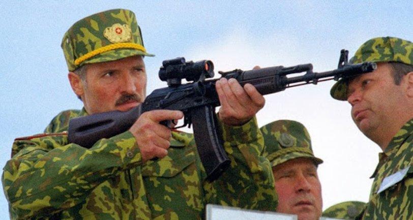 Минобороны Беларуси пообещало стрелять в собственный народ - фото 1