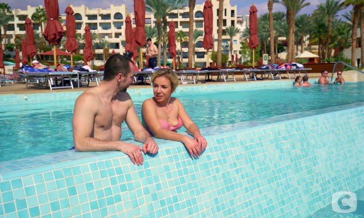 Стас и Алена проверяют чувства в Египте - фото 1