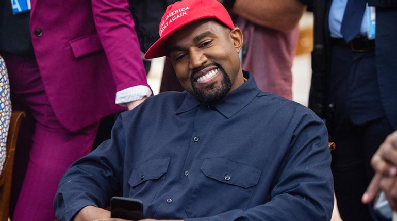 Канье Уэст официально зарегистрировался на выборах президента США - фото 1