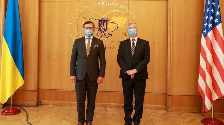 Кулеба встретился с заместителем госсекретаря США - фото 1