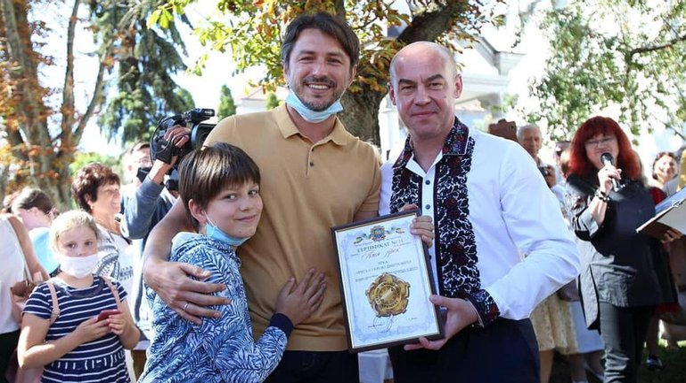 Мэр Тернополя заболел коронавирусом - фото 1