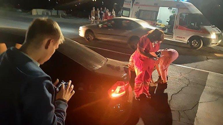 Сын кандидата в мэры от Слуги народа задавил ребенка - ФОТО - фото 1