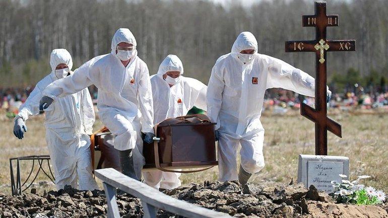 В Украине от COVID-19 умерло больше 3 тысяч человек  - фото 1