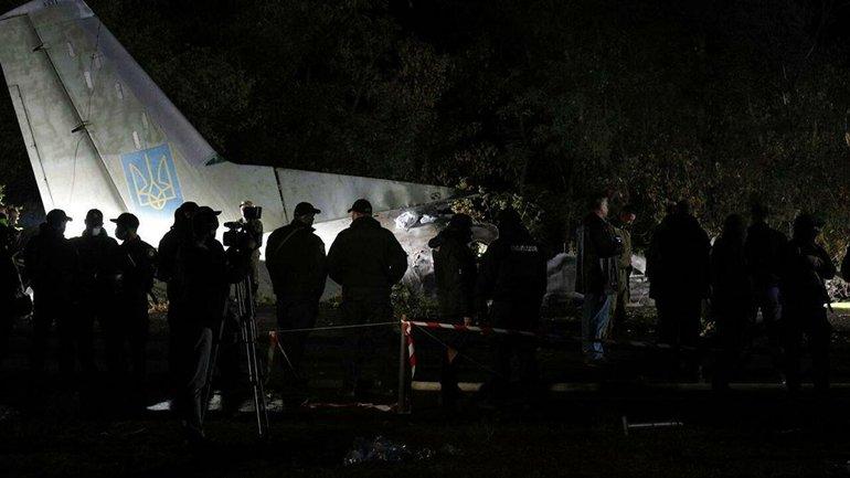 Детективы делают упор в расследовании на проверку ремонта Ан-26 - фото 1