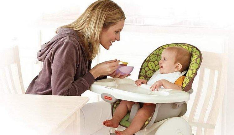 Выбор стульчика для кормления: на что обращать внимание - фото 1