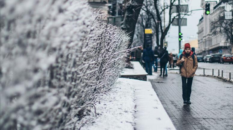 Зима-2020 уже в Киеве - фото 1
