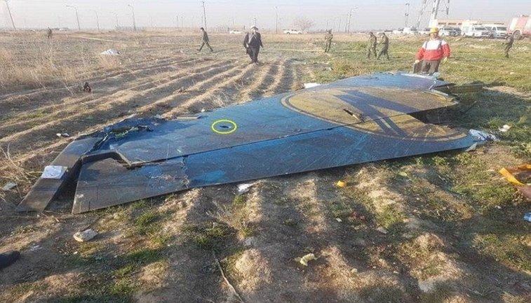 В катастрофе PS752 по вине военных Ирана погибли 176 человек - фото 1
