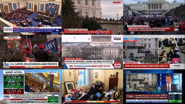 В Вашингтоне было весело - фото 1