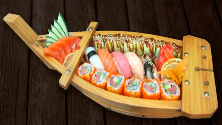 Где заказать суши и пиццу в Ирпене, Буче - фото 1