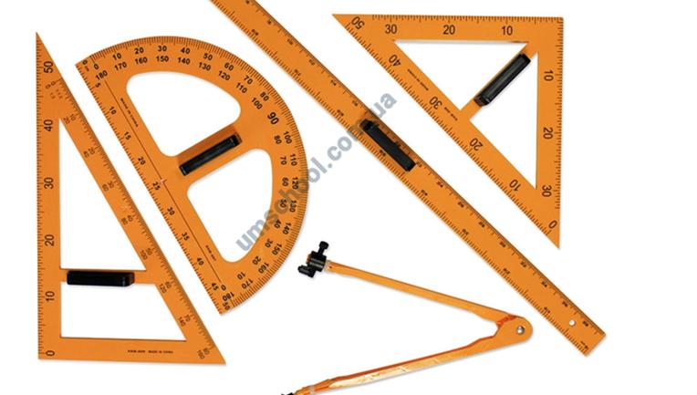 Як правильно оформити кабінет математики в школі - фото 1