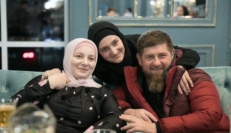 Офіційна родина Кадирова - фото 1
