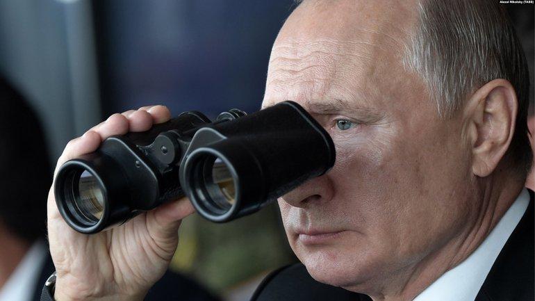 Путін не зупиняється - фото 1