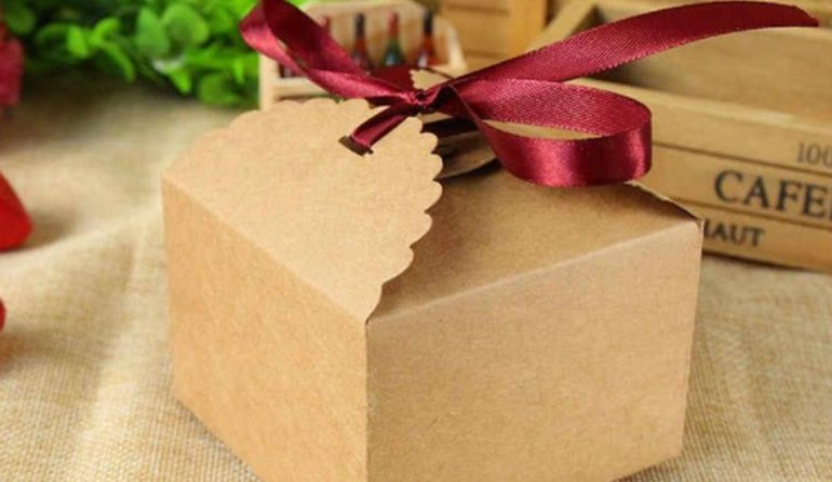 Подарочная упаковка: от выбора материала до оформления - фото 1