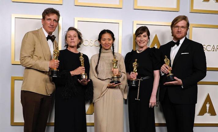 Переможці Оскару 2021 - фото 1
