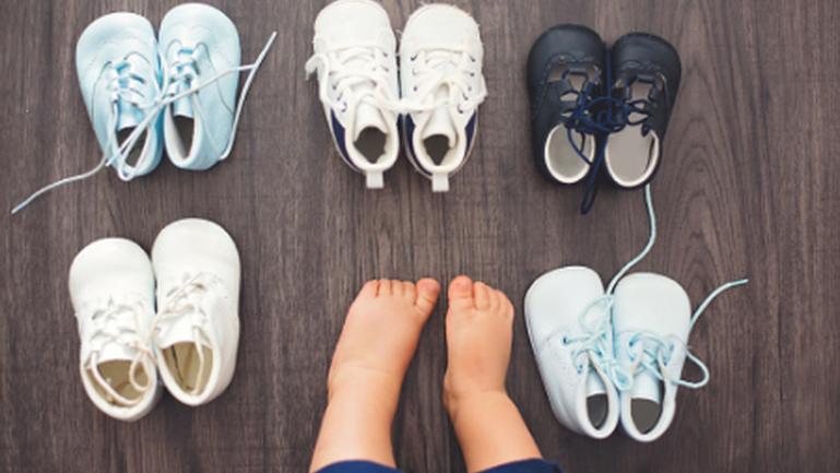Покупка детской обуви: часть родительских забот - фото 1