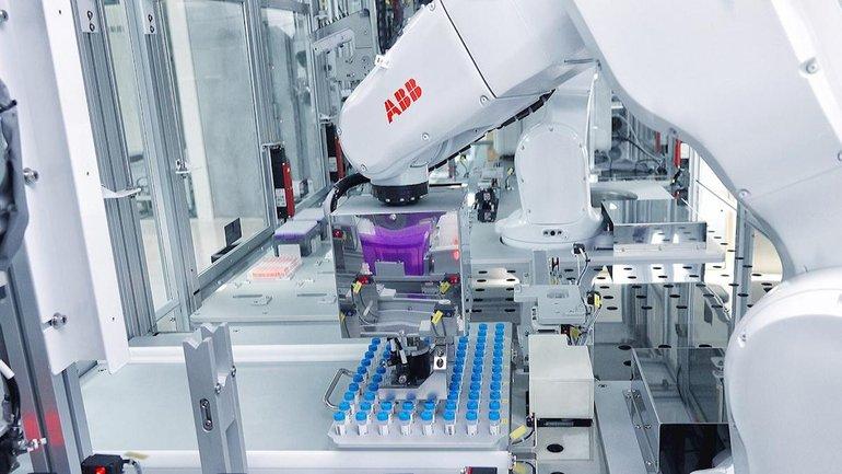 На Тайване начали использовать полностью автоматизированную систему тестирования COVID-19 - фото 1