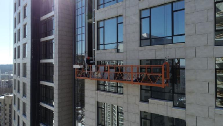 Где в Украине можно купить строительную люльку по самой выгодной цене? - фото 1
