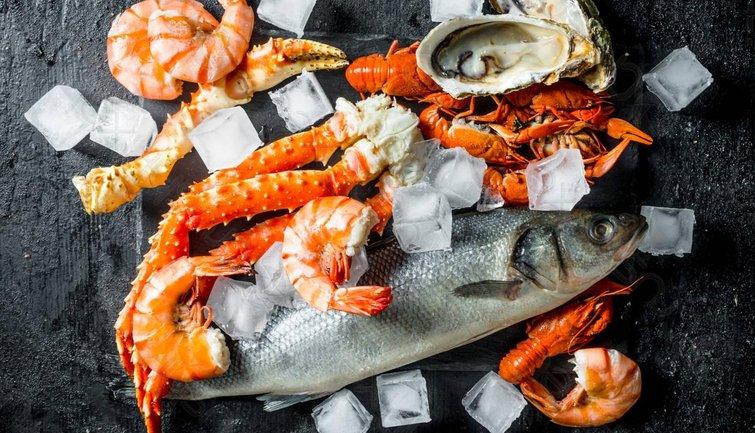 Самая свежая рыба в Киеве от компании Egersund Seafood - фото 1