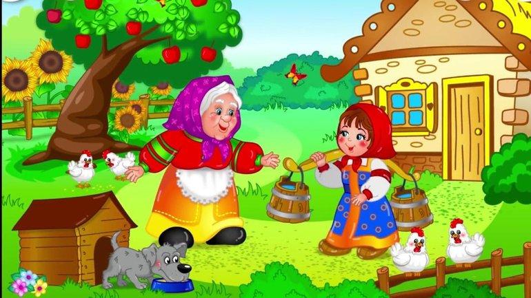 Повчальні та цікаві казки для дітей - фото 1