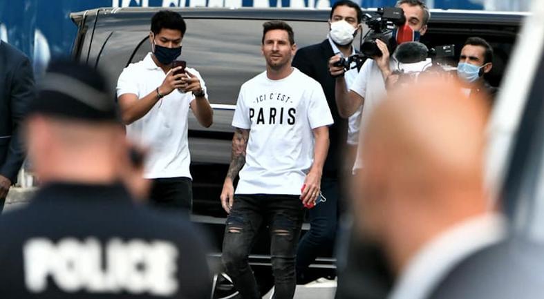 Мессі обрав Париж - фото 1