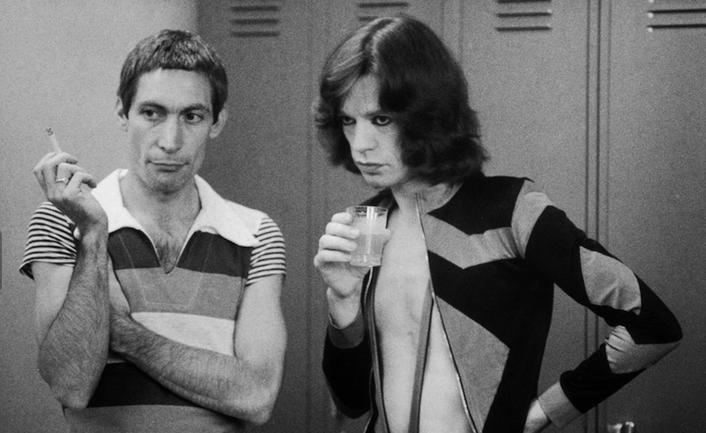 Чарлі Воттс та Мік Джаггер, 1975-й - фото 1
