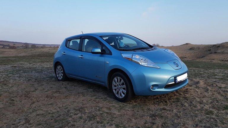 Как пригнать электромобиль из США в Украину - фото 1