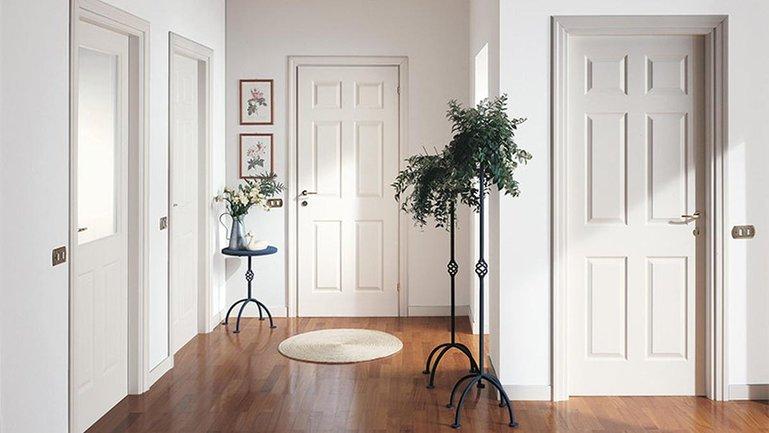 Межкомнатные двери: чем руководствоваться при выборе - фото 1