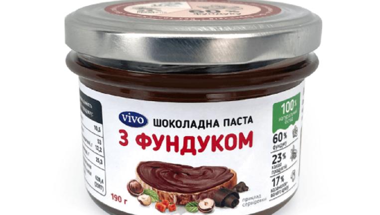 Орехово-шоколадная паста: полезный десерт для сладкоежек от VIVO - фото 1