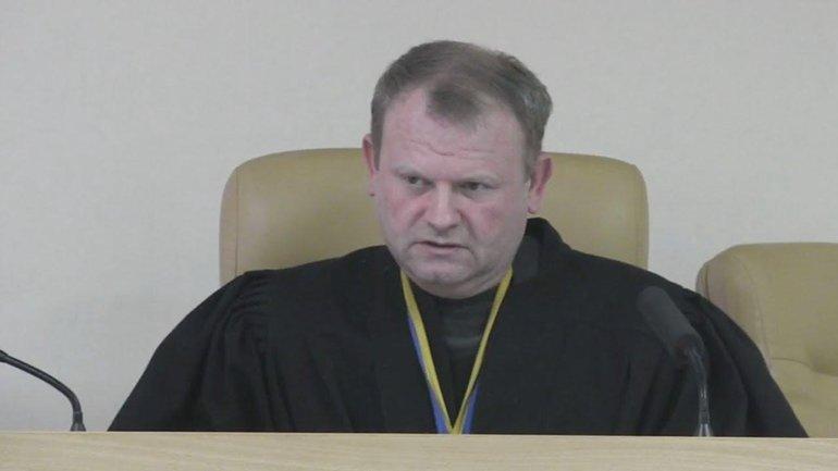 Суддя Писанець - фото 1